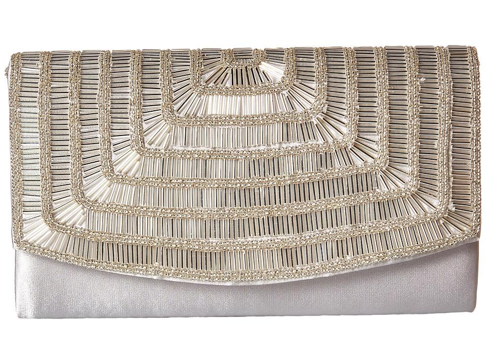 Nina - Haelee (Silver) Handbags