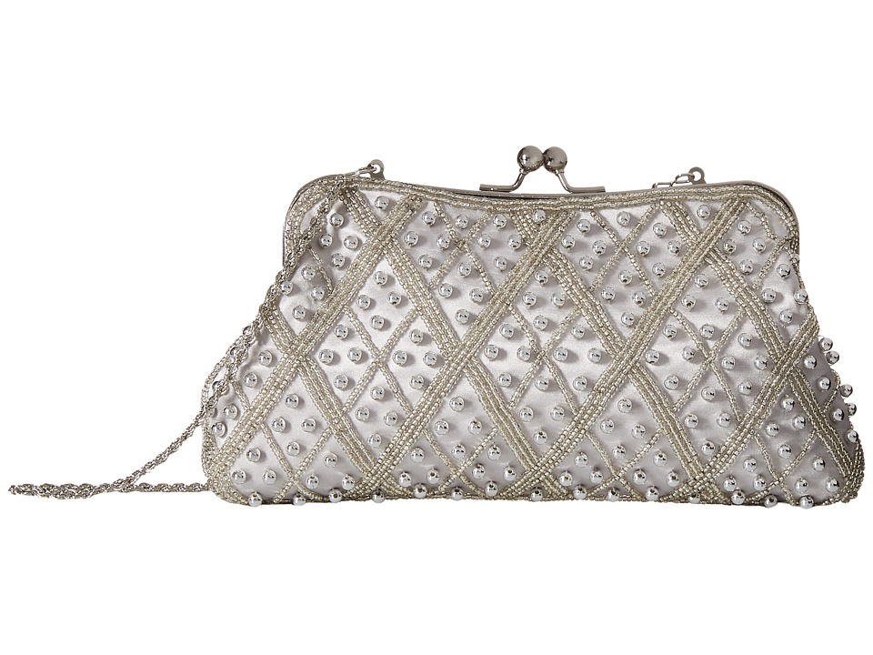 Nina - Horizon (Silver) Handbags