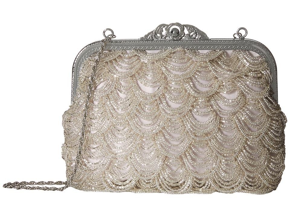 Nina - Harmon (Silver) Handbags
