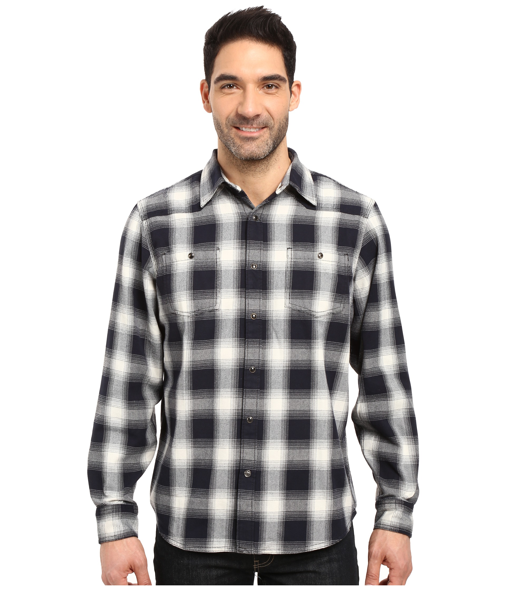 Mountain khakis saloon flannel shirt free for Athletic cut flannel shirts