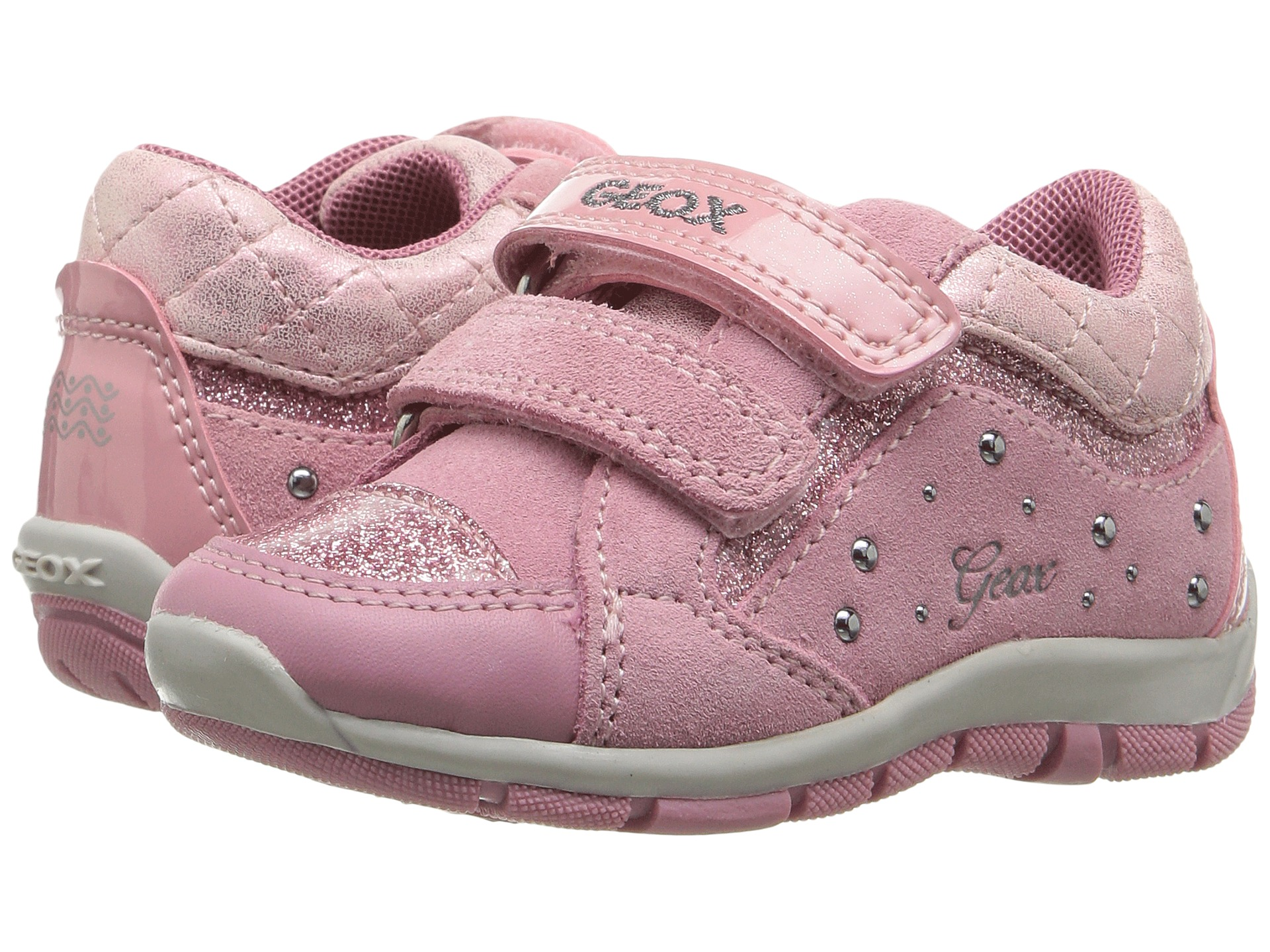 Geox Kids Baby Shaax Girl 14 Toddler at Zappos