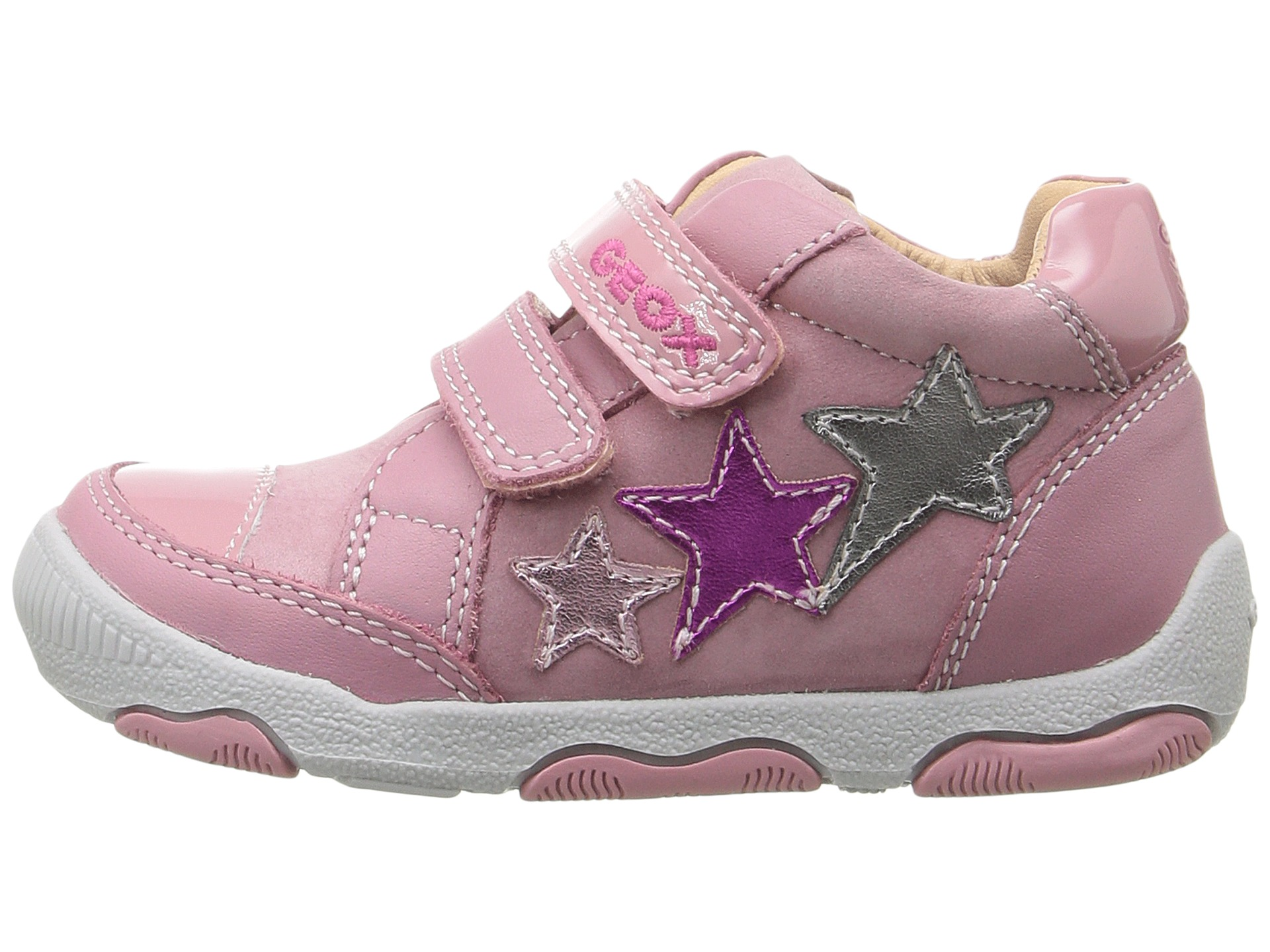 Geox Kids Baby New Balu Girl 3 Infant Toddler Zappos