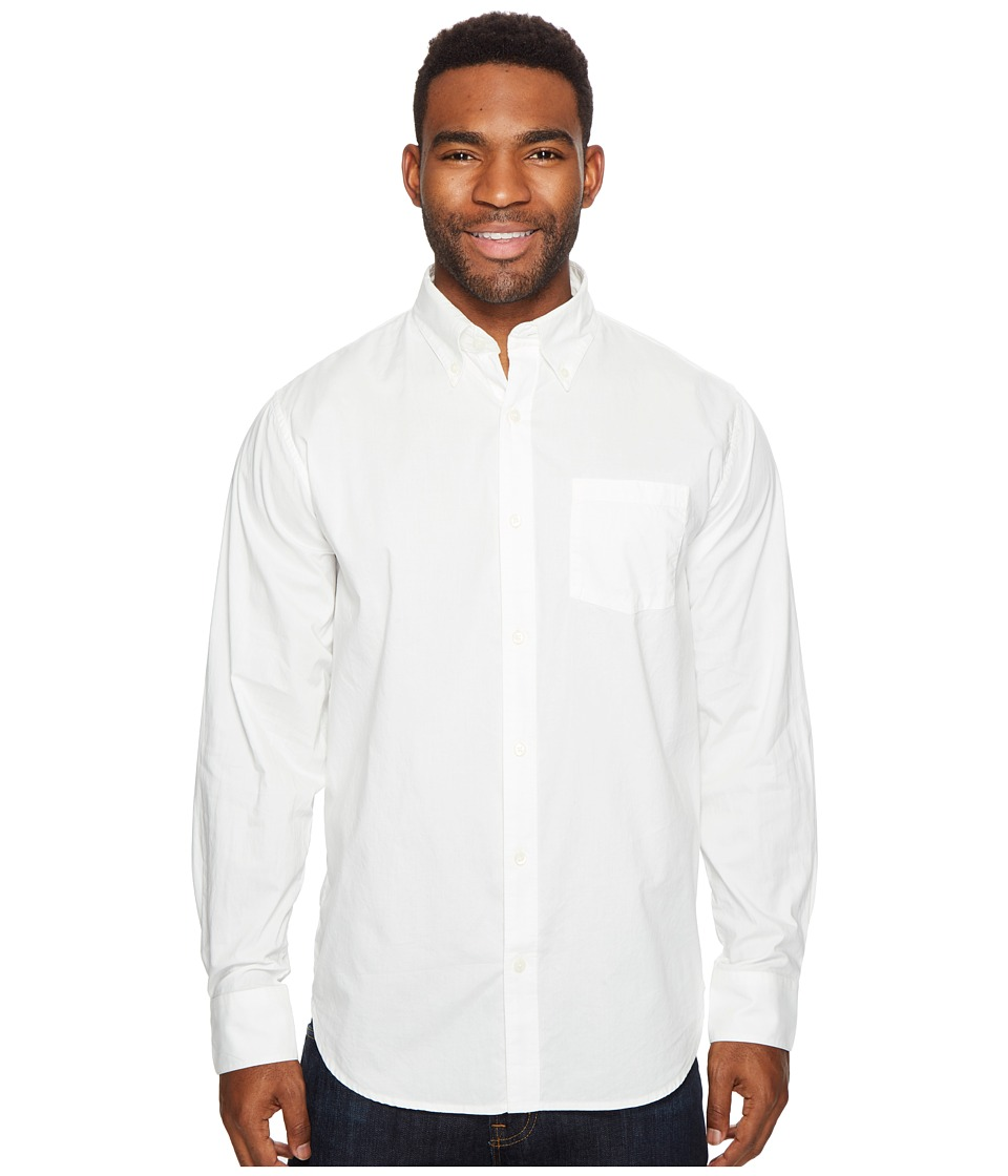 Mountain Khakis Davidson Stretch Oxford Shirt (Linen) Men...