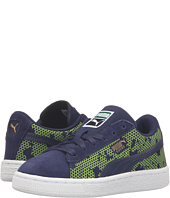 Puma Kids - Suede Night Camo PS (Little Kid/Big Kid)
