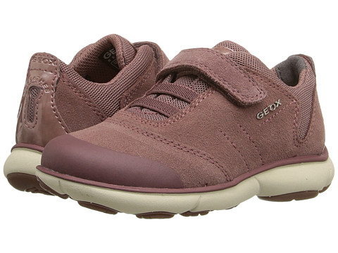 Geox Kids Jr Nebula Girl 1 (Toddler/Little Kid) - Old Rose