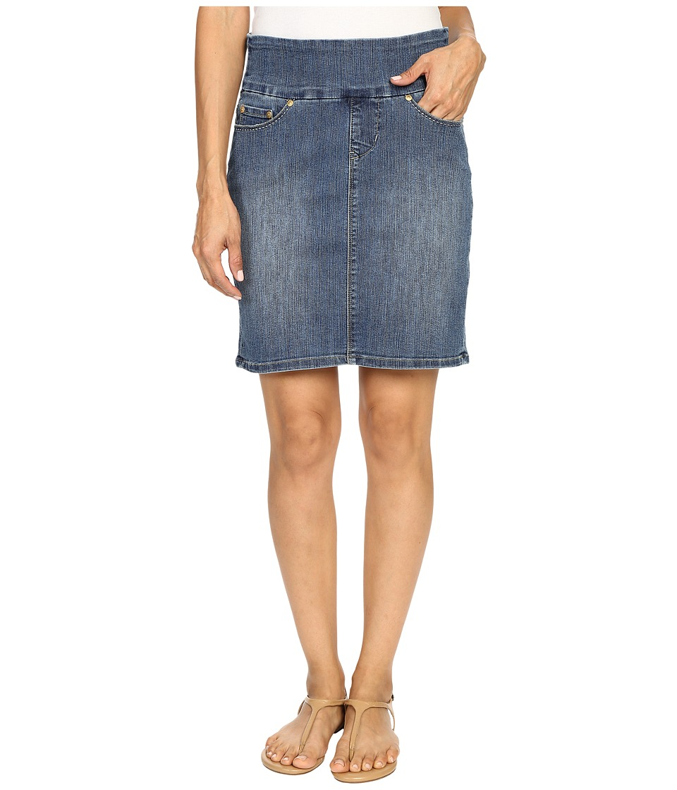 Jag Jeans Petite Petite Ingram Skirt High Tide Womens Skirt