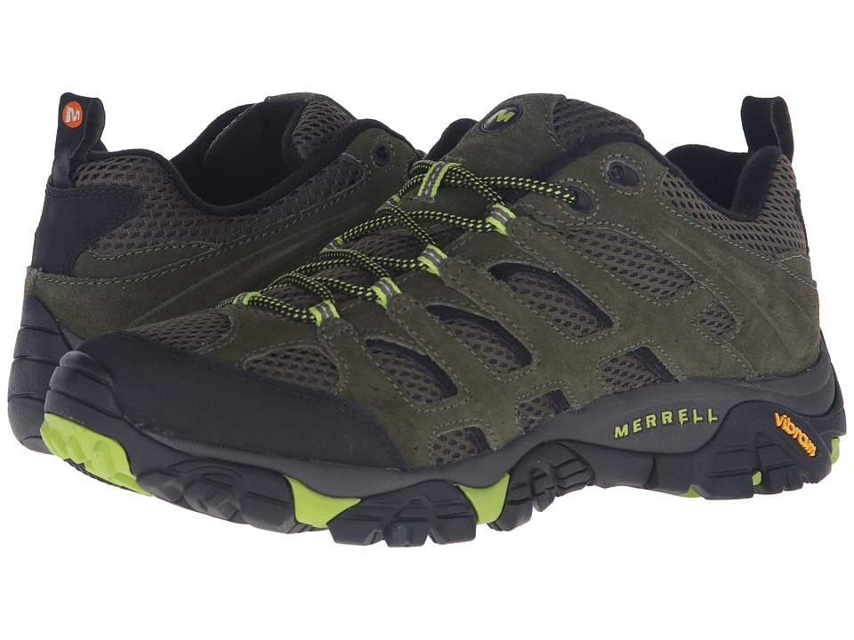 Merrell - Moab Ventilator (Dusty Olive/Black) Men