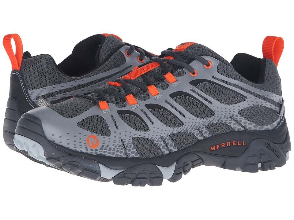 Merrell Moab Edge Waterproof (Grey) Men