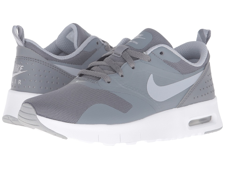 Nike Kids Air Max Tavas (Little Kid) (Cool Grey/White/Wolf Grey) Boys Shoes