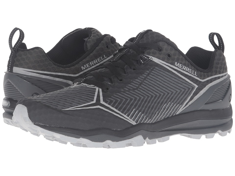 Merrell - All Out Crush Shield (Black/Granite) Men