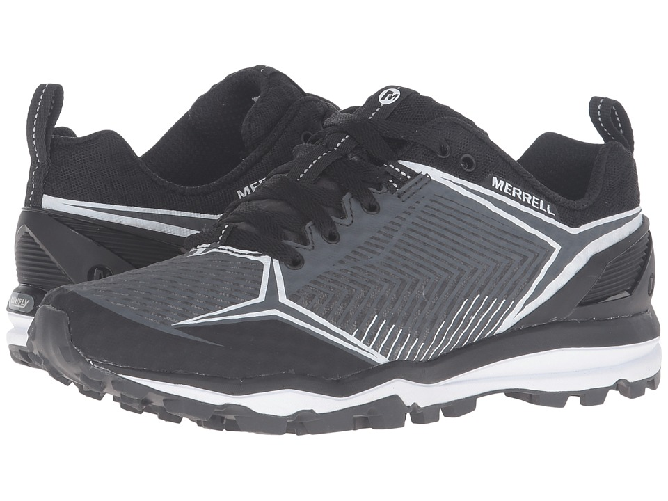 Merrell - All Out Crush Shield (Black/Granite) Women