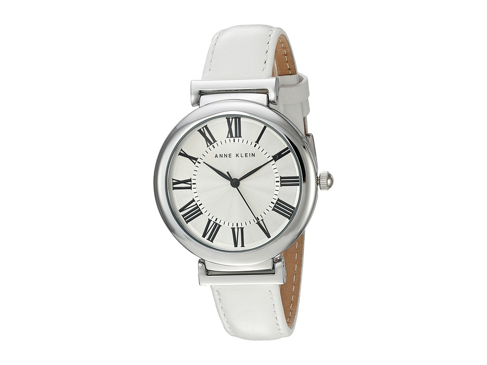 Anne Klein - AK-2137SVWT (White) Watches