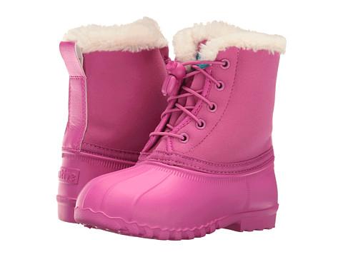 Native Kids Shoes Jimmy Winter (Toddler/Little Kid) - Samba Pink/Samba Pink