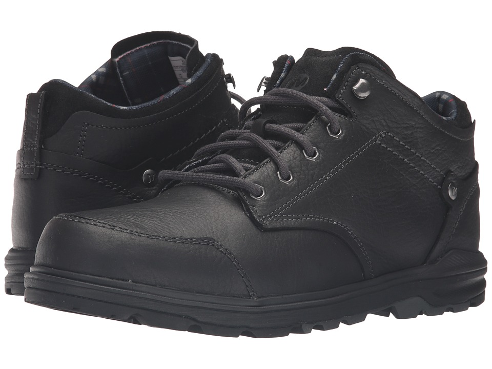 Merrell - Brevard Chukka (Black) Men