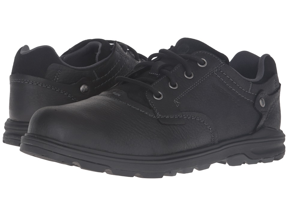 Merrell - Brevard Lace (Black) Men's Lace up casual Shoes
