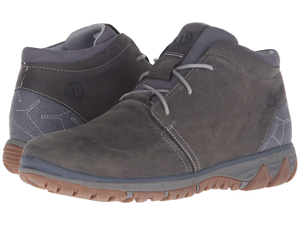 Merrell - All Out Blazer Chukka (Pewter) Men