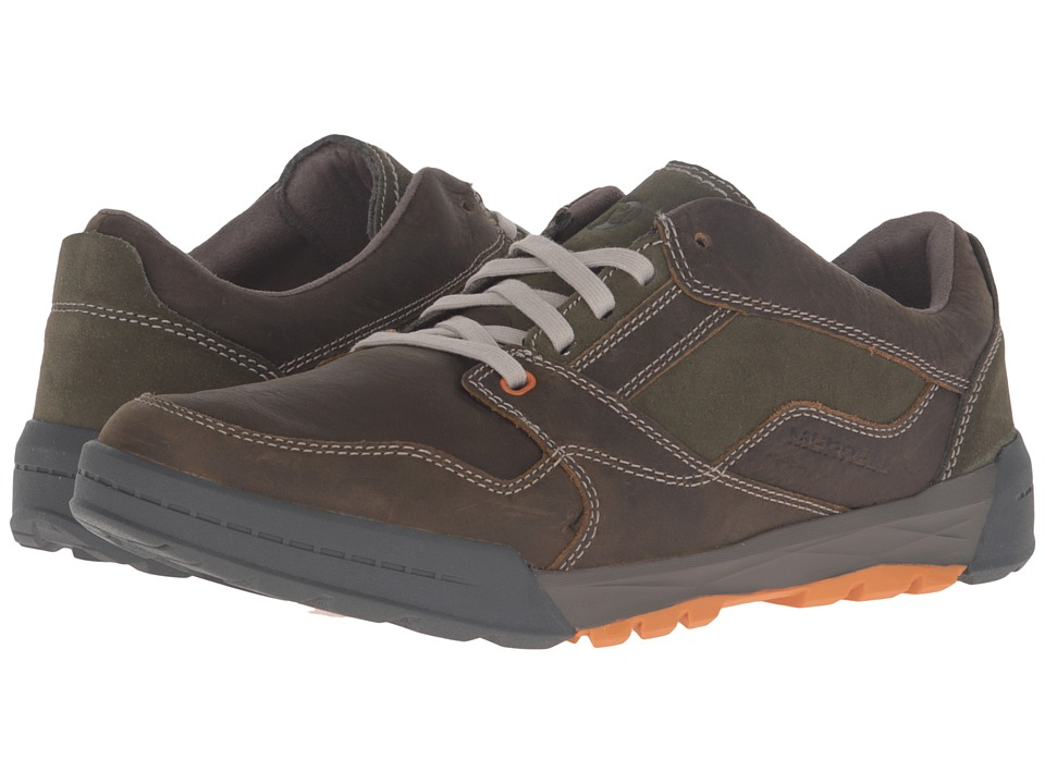 Merrell Berner Lace (Dusty Olive) Men