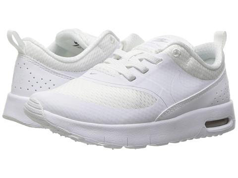 Nike Kids Air Max Thea (Infant/Toddler) - White/Metallic Silver/White