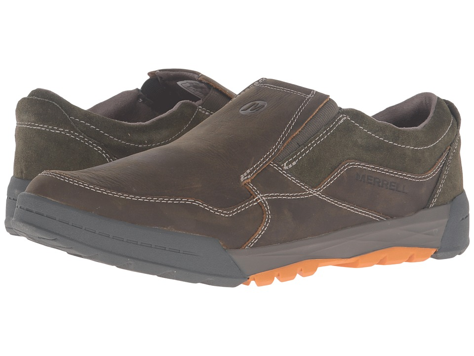 Merrell Berner Moc (Dusty Olive) Men
