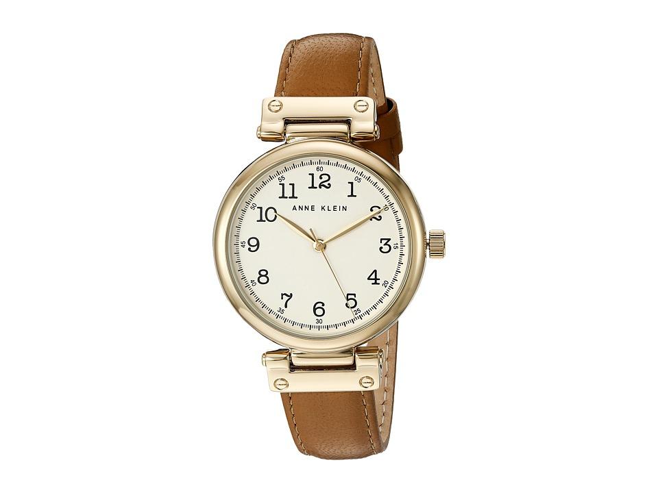 Anne Klein - AK-2252CRDT (Brown) Watches