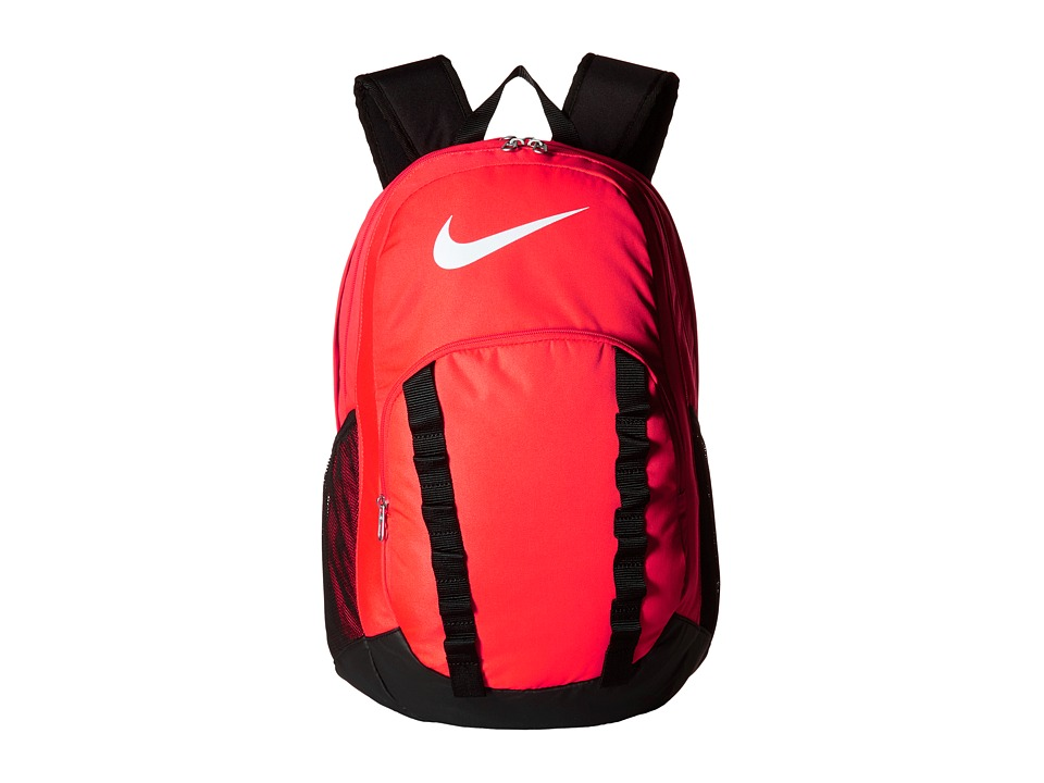 Nike - Brasilia 7 Backpack XL (Bright Crimson/Black/White) Backpack Bags