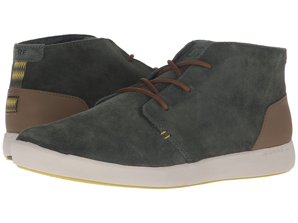 Merrell - Freewheel Bolt Chukka (Rosin) Men