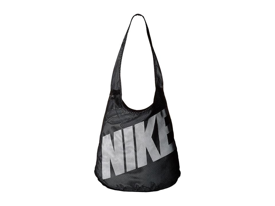 Nike - Graphic Reversible Tote (Black/Black/White 4) Tote Handbags