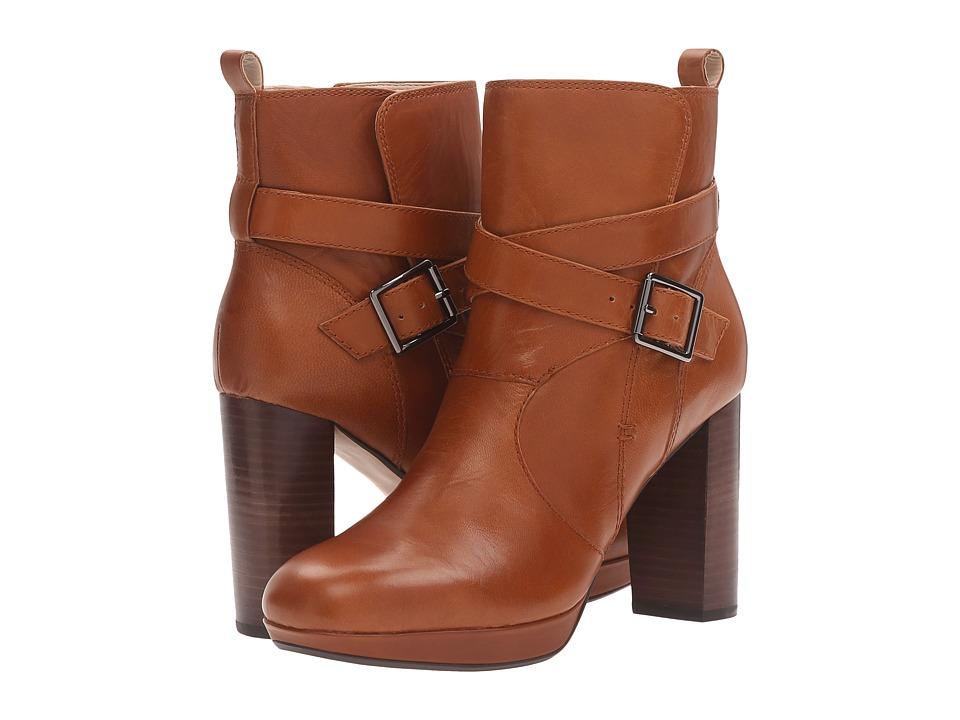 Clarks - Gabriel Mix (Tan Leather) Women