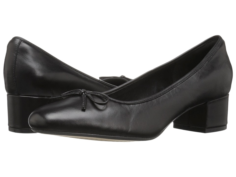 Clarks Cala Lucky (Black Leather) Women