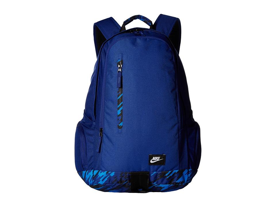 Nike - All Access Fullflare (Deep Royal Blue/Black/White) Backpack Bags