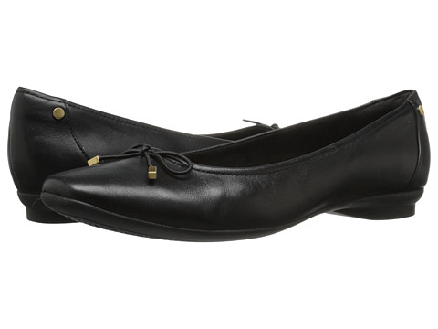 Clarks Candra Light - Black Leather