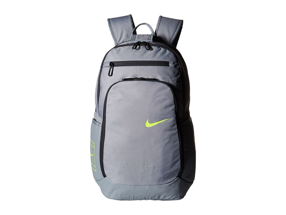 Nike - Tennis Backpack (Stealth/Stealth/Volt) Backpack Bags