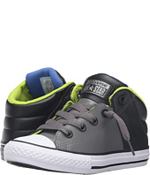 Converse Kids - Chuck Taylor® All Star® Axel Mid Leather (Little Kid/Big Kid)