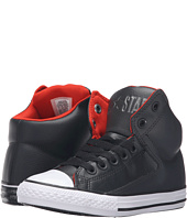 Converse Kids - Chuck Taylor® All Star® High Street Hi Leather (Little Kid/Big Kid)