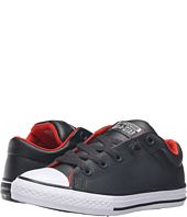 Converse Kids - Chuck Taylor® All Star® High Street Leather (Little Kid/Big Kid)