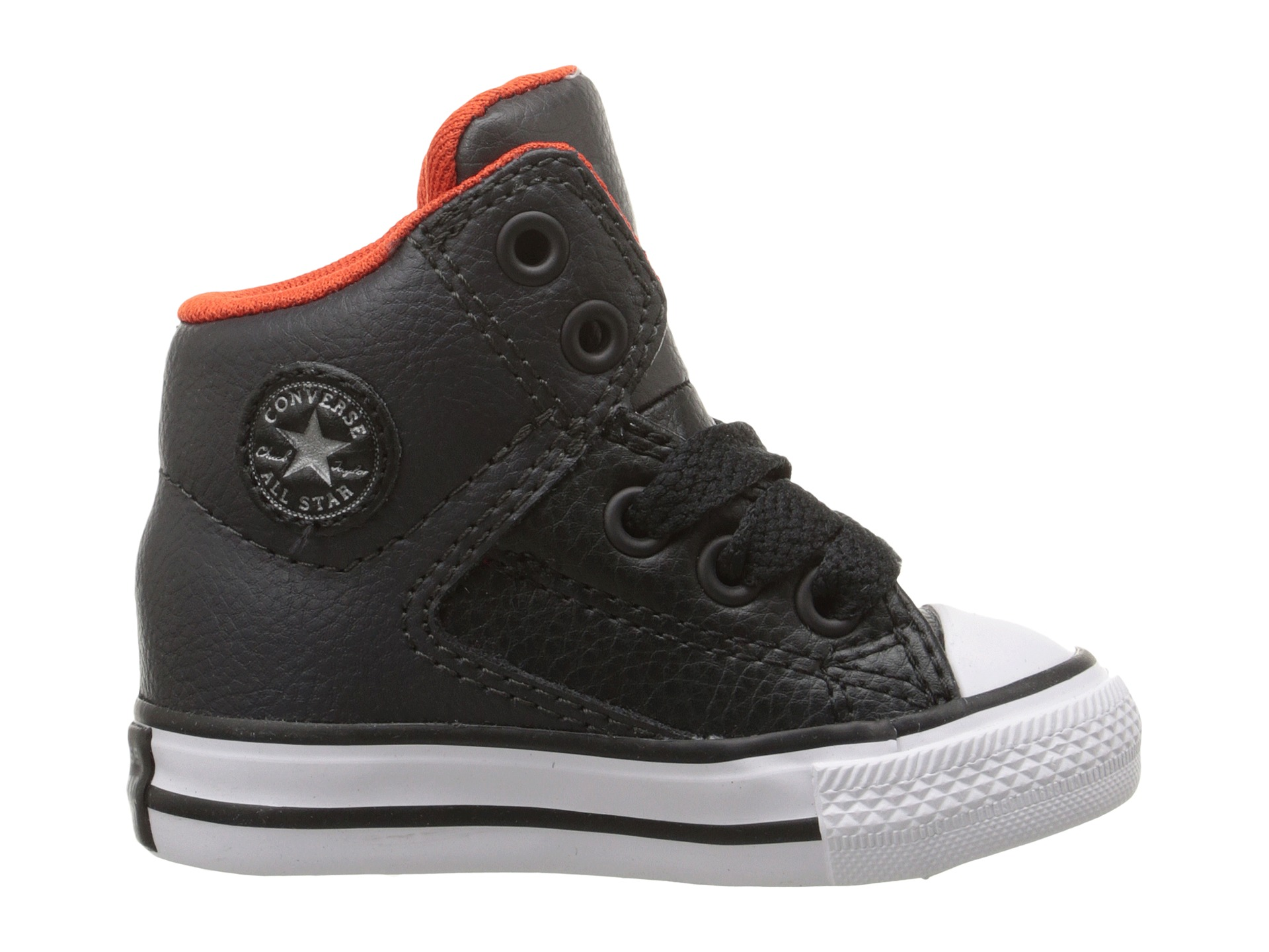 Converse Kids Chuck Taylor® All Star® High Street Leather ...