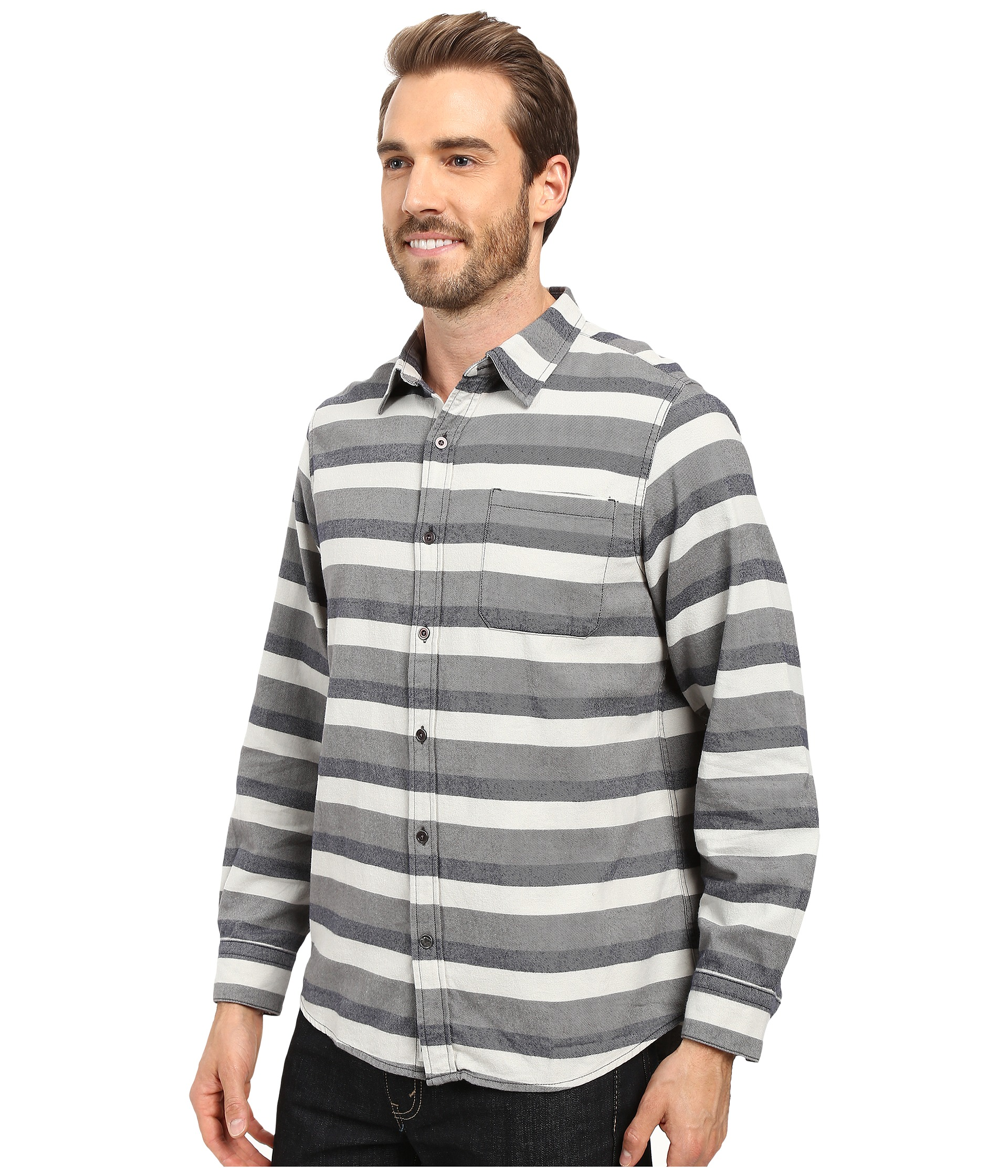 Mountain khakis fall line flannel shirt free for Athletic cut flannel shirts