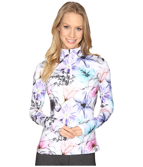Obermeyer Sage Sport 75wt Zip Top - X-Ray Floral