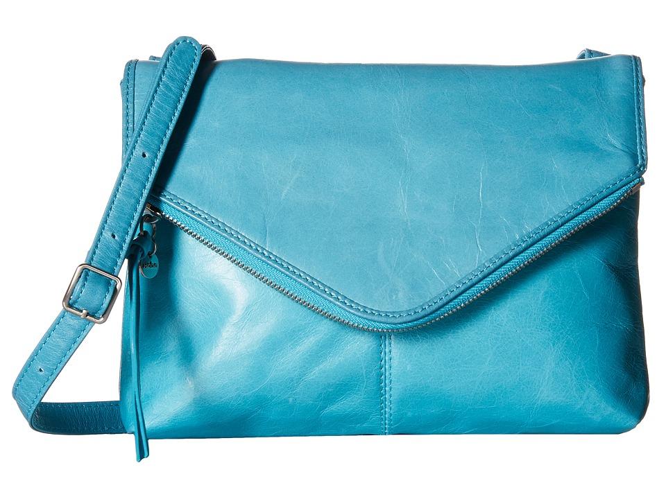 Hobo Adelle Turquoise Handbags
