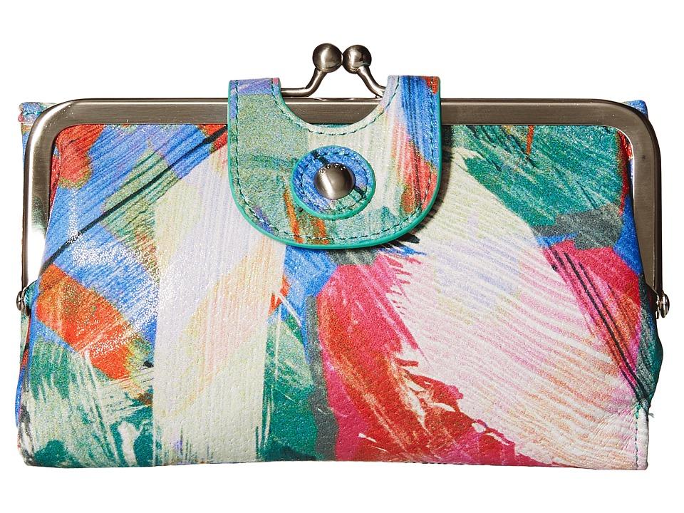 Hobo Alice Artist Brush Wallet Handbags