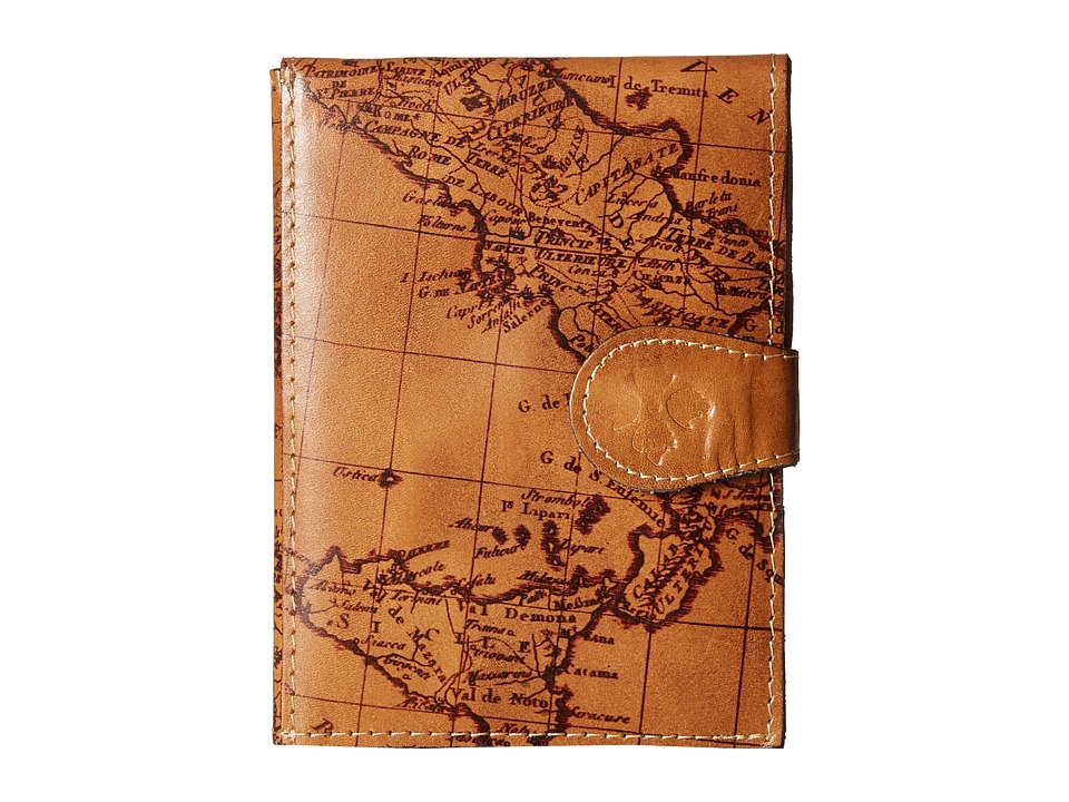 Patricia Nash - Passport Case (Riot Rust) Wallet