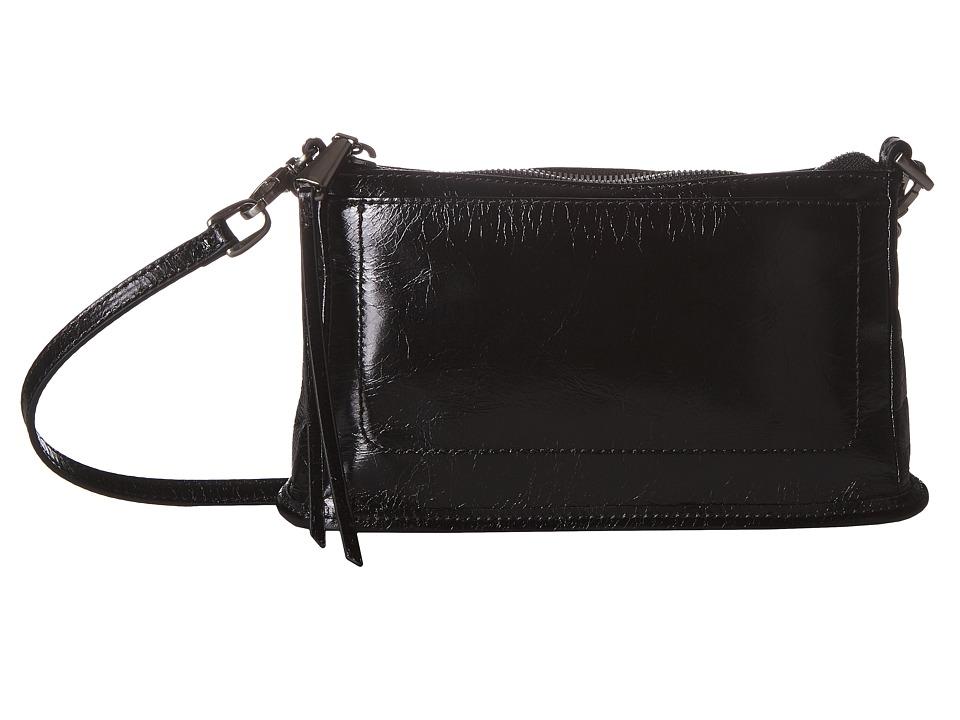 Hobo - Cadence (Black) Cross Body Handbags
