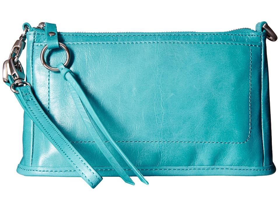Hobo - Cadence (Turquoise) Cross Body Handbags