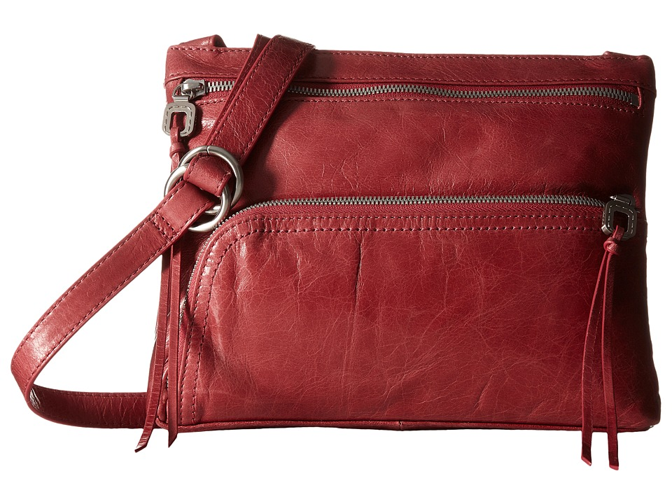 Hobo - Cassie (Carmine) Cross Body Handbags