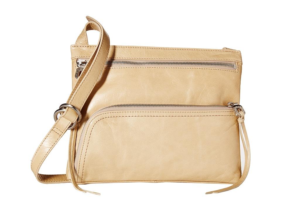 Hobo - Cassie (Pumice) Cross Body Handbags
