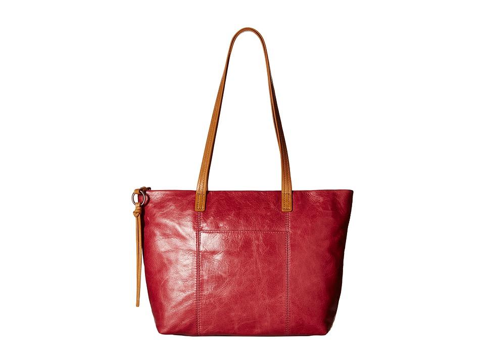 Hobo - Cecily (Carmine) Tote Handbags