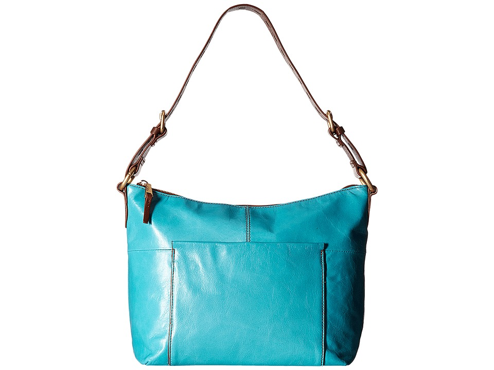 Hobo - Charlie (Turquoise) Handbags