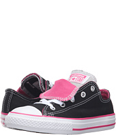Converse Kids - Chuck Taylor® All Star® Double Tongue (Little Kid/Big Kid)