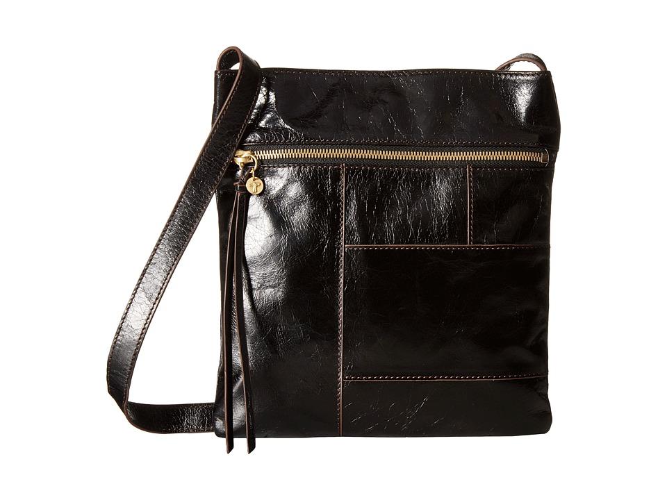 Hobo - Dalena (Black) Cross Body Handbags