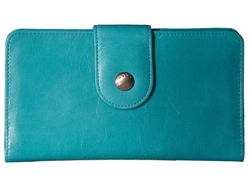 Hobo - Danette (Turquoise) Wallet